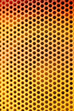 Speaker Grid Texture Royalty Free Stock Photos