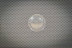 Speaker grid texture. royalty free stock photos