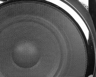 Speaker grill Stock Photos