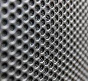 Speaker grill texture royalty free stock photos