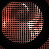 Speaker grille Stock Photography
