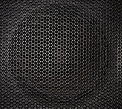 Speaker grille Stock Image