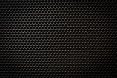 Speaker grille texture Royalty Free Stock Photo