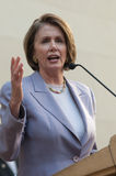 Speaker of the House Nancy Pelosi Stock Photo