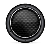 Speaker icon Royalty Free Stock Images