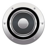 Speaker Icon Stock Image