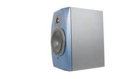 Speaker isolated. On the white background Stock Photo