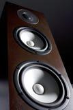 Speaker / Loudspeaker Stock Image
