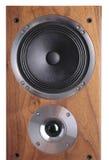 Speaker / Loudspeaker Stock Photo