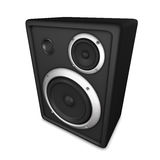 Speaker, Loudspeaker, Box, Subwoofer B royalty free stock image