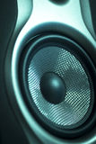 Speaker loudspeaker Ibiza house music party nightclub Royalty Free Stock Photos