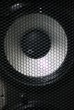 Speaker and mesh Stock Photography