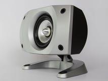 Speaker music sub-woofer sound Stock Image