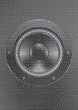 Speaker net Royalty Free Stock Photo