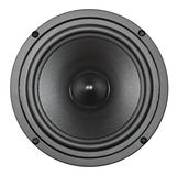 Speaker round Stock Photos