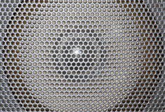 Speaker screen background texture Stock Image