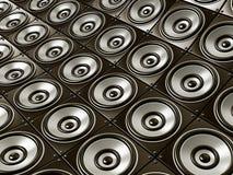 Speaker stack Royalty Free Stock Photos