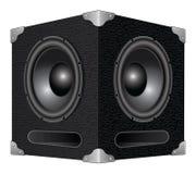 Speaker or Subwoofer Stock Photo