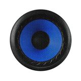 Speaker subwoofer isolated Royalty Free Stock Photo