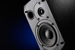 Speaker system Stock Photos