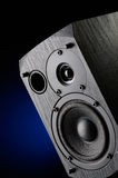 Speaker system Royalty Free Stock Photo