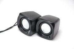 Speaker System Royalty Free Stock Photography