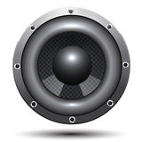 Speaker vector Royalty Free Stock Images