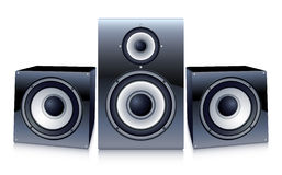 Speakers Royalty Free Stock Photography