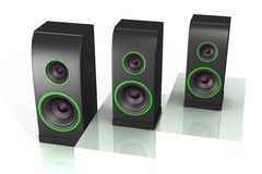 Speakers Stock Images
