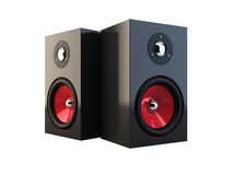 Speakers Royalty Free Stock Photos