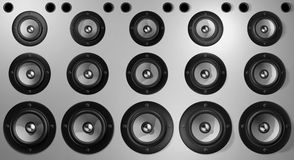 Speakers 4 Stock Photography