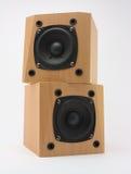 speakers Стоковое фото RF