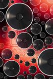 Speakers Background Royalty Free Stock Photos