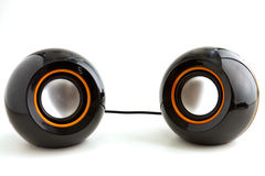 Speakers for PC Stock Image