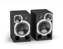 Speakers set Stock Photography