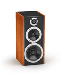 Speakers set Royalty Free Stock Photo
