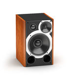 Speakers set Stock Photos