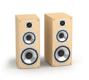 Speakers set Royalty Free Stock Photography
