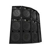 Speakers Sets Royalty Free Stock Photography