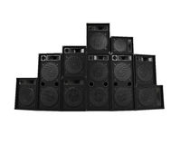 Speakers Sets Royalty Free Stock Photo
