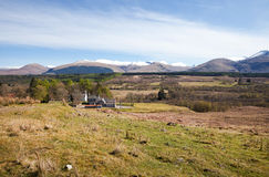Spean Bridge area, Highlands, Scotland Stock Photo