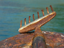 Spear - Harpoon Royalty Free Stock Photo