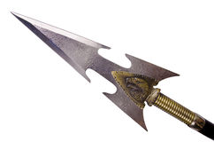 Spear head Stock Photo