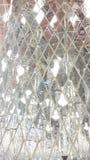 specchi di vetro del mosaico fotografia stock