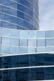 Specchi e curve a Vancouver Stock Image