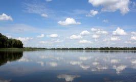 Specchio dell'acqua Fotografia Stock