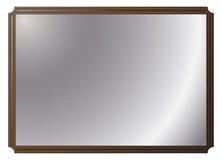 Specchio della parete Fotografia Stock Libera da Diritti