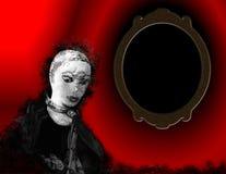 Specchio dello specchio royalty illustrazione gratis