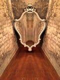 specchio di infinito Immagini Stock
