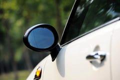 Specchio di retrovisione Fotografie Stock